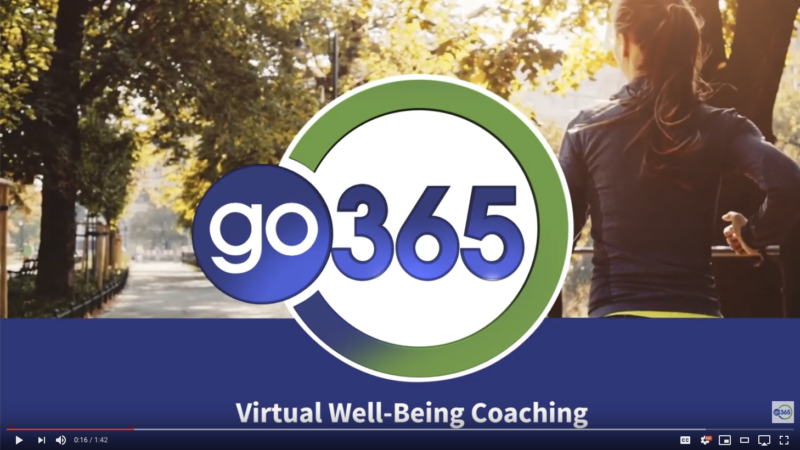 Virtual Well Being Coaching