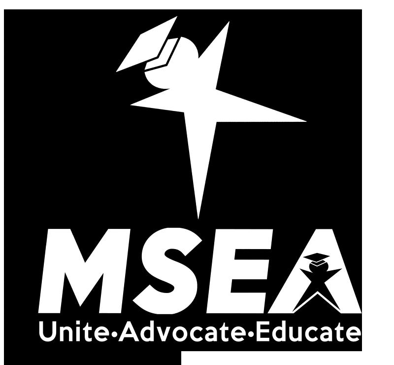 MSEA logo white