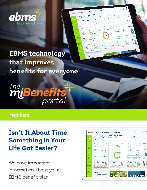 2020 Current Member miBenefits portal registration